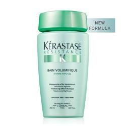 Фото Kerastase Bain Volumifique Shampoo - Уплотняющий шампунь для тонких волос, 250 мл