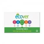 Фото Ecover - Экологические таблетки для стирки, 32 шт, 950 гр.