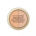 Фото Max Factor Miracle Glow Duo Medium - Хайлайтер, тон 20, 11 мл