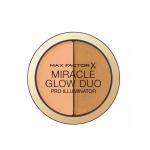 Фото Max Factor Miracle Glow Duo Deep - Хайлайтер, тон 30, 11 мл