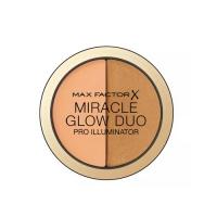 Max Factor Miracle Glow Duo Deep - Хайлайтер, тон 30, 11 мл