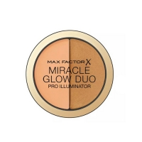 Купить Max Factor Miracle Glow Duo Deep - Хайлайтер, тон 30, 11 мл