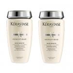 Фото Kerastase Densifique Bain Densite Shampoo - Набор Шампунь уплотняющий, 2 шт х 250 мл