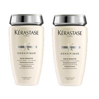 Kerastase Densifique Bain Densite Shampoo - Набор Шампунь уплотняющий, 2 шт х 250 мл
