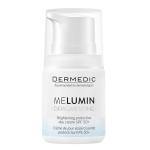 Фото Dermedic Melumin - Дневной защитный крем против пигментации SPF50+, 50 г