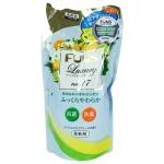 Фото Funs - Кондиционер для белья с антибактериальным эффектом и ароматом цитруса, 480 мл