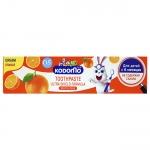 Фото Lion Thailand Kodomo - Паста зубная для детей с 6 месяцев с ароматом апельсина, 65 г