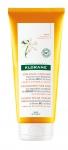 Фото Klorane Sun - Exposed Hair Sun Radiance Hair Care Rich Restarative Conditioner With Organic Tamanu and Monoi - Восстанавливающий питательный бальзам с органическими маслами туману и моной, 200 мл