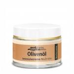 Фото Medipharma Cosmetics Olivenol Intensivecreme Nutritiv - Питательный ночной крем интенсив для лица, 50 мл