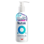 Фото Neutrale Hydrofilic Oil Anti - Age - Гидрофильное питающее масло для снятия макияжа, 200 мл