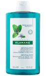 Фото Klorane Mint - Шампунь - детокс с органическим экстрактом водной мяты,  200 мл