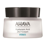Фото Ahava Hydrate Hyaluronic Acid 24/7 Cream - Крем для лица с гиалуроновой кислотой 24\7,  50 мл