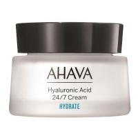 Купить Ahava Hydrate Hyaluronic Acid 24/7 Cream - Крем для лица с гиалуроновой кислотой 247, 50 мл
