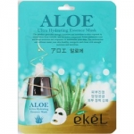 Фото Ekel Aloe Ultra Hydrating Essence Mask - Маска тканевая с экстрактом алое, 25 г