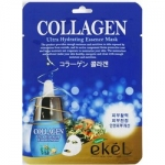Фото Ekel Collagen Ultra Hydrating Mask - Маска тканевая с коллагеном, 25 г