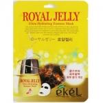 Фото Ekel Royal Jelly Ultra Hydrating Essense Mask - Маска тканевая с маточным молочком, 25 г