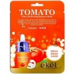 Фото Ekel Tomato Ultra Hydrating Mask - Маска тканевая с экстрактом томата, 25 г