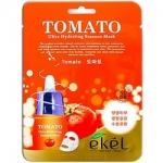 Фото Ekel Tomato Ultra Hydrating Mask - Маска тканевая с экстрактом томата, 25 г