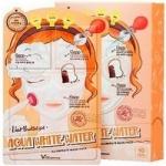 Фото Elizavecca 3-Step Aqua White Water Mask Pack - Маска 3-шаговая для лица увлажняющая