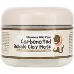 Фото Elizavecca Carbonated Bubble Clay Mask - Маска для лица глиняно-пузырьковая, 100 г