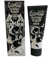 Купить Elizavecca Hell-Pore Longolongo Gronique Black Mask Pack - Маска-пленка для проблемной кожи, 100 мл