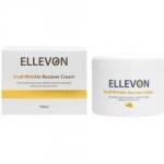 Фото Ellevon Snail Cream - Крем для лица антивозрастной с экстрактом улитки, 100 мл