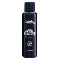 Esquire Grooming Men The 3-in-1 Shampoo, Conditioner&Body Wash - 3 в 1 шампунь, кондиционер и гель для душа, 89 мл