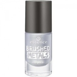 Фото essence Brushed Metals Nail Polish - Лак для ногтей, серебряный, тон 01