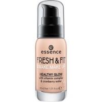 essence Fresh & Fit Awake Make Up - Основа тональная, тон 30 медовый, 30 мл