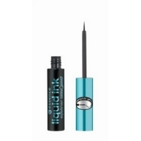 essence Liquid Ink Eyeliner Wp - Подводка для глаз черная, водостойкая