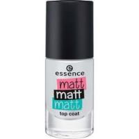 Купить Essence Matt Matt Matt Top Coat - Верхнее покрытие матовое, тон 37