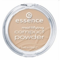 essence Mineral Compact Powder - Пудра компактная, тон 02