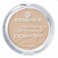 essence Mineral Compact Powder - Пудра компактная, тон 04