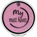 Фото essence My Must Haves Eyeshadow - Тени для век, тон 06 розовый с блеском