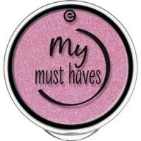 essence My Must Haves Eyeshadow - Тени для век, тон 06 розовый с блеском