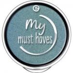 Фото essence My Must Haves Eyeshadow - Тени для век, тон 23 бирюзовый с блеском
