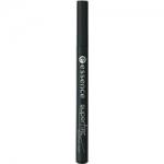 Фото essence Superfine Eyeliner Pen Waterproof - Подводка для глаз, водостойкая, черная