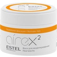Estel Airex Modelling Wax - Воск для моделирования волос нормальная фиксация, 75 мл