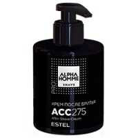 Estel Alpha Homme After Shave Cream - Крем после бритья, 275 мл