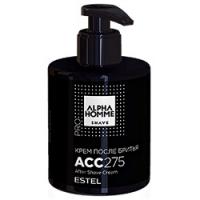 Estel Alpha Homme After Shave Cream - Крем после бритья, 275 мл