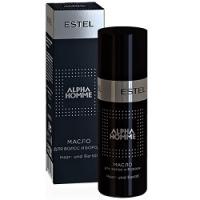 Купить Estel Alpha Homme Beard Oil - Масло для волос и бороды, 50 мл, Estel Professional