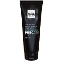 Купить Estel Alpha Homme Pre-Shave Cold Cream - Крем охлаждающий перед бритьем, 250 мл, Estel Professional