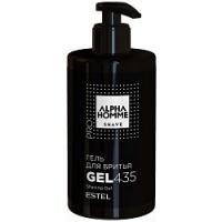 Купить Estel Alpha Homme Shave Gel - Гель для бритья, 435 мл, Estel Professional