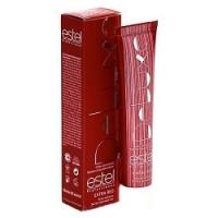 Купить Estel De Luxe Extra Red - Краска-уход, тон 88-55 светло-русый красный интенсивный, 60 мл, Estel Professional