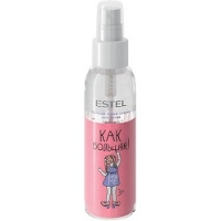 Estel Little Me Shine Spray - Детский спрей-сияние для волос, 100 мл