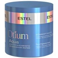 Купить Estel Otium Aqua Mask - Комфорт-маска для интенсивного увлажнения волос, 300 мл, Estel Professional