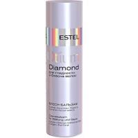 Estel Otium Diamond Balm - Блеск-бальзам для гладкости и блеска волос, 200 мл фото