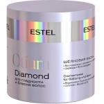 Фото Estel Otium Diamond Mask - Шелковая маска для гладкости и блеска волос, 300 мл