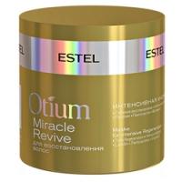 Купить Estel Otium Miracle - Маска интенсивная для восстановления волос, 300 мл, Estel Professional