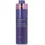 Фото Estel Otium Prima Blonde Shampoo for Blond Cold Colours - Серебристый шампунь для холодных оттенков блонд, 1000 мл
